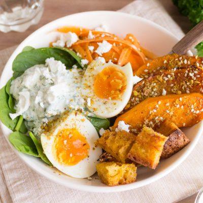 Breakfast Salad Bowl -Table of Plenty